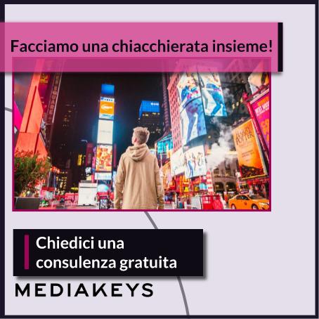 mediakeys consulenza